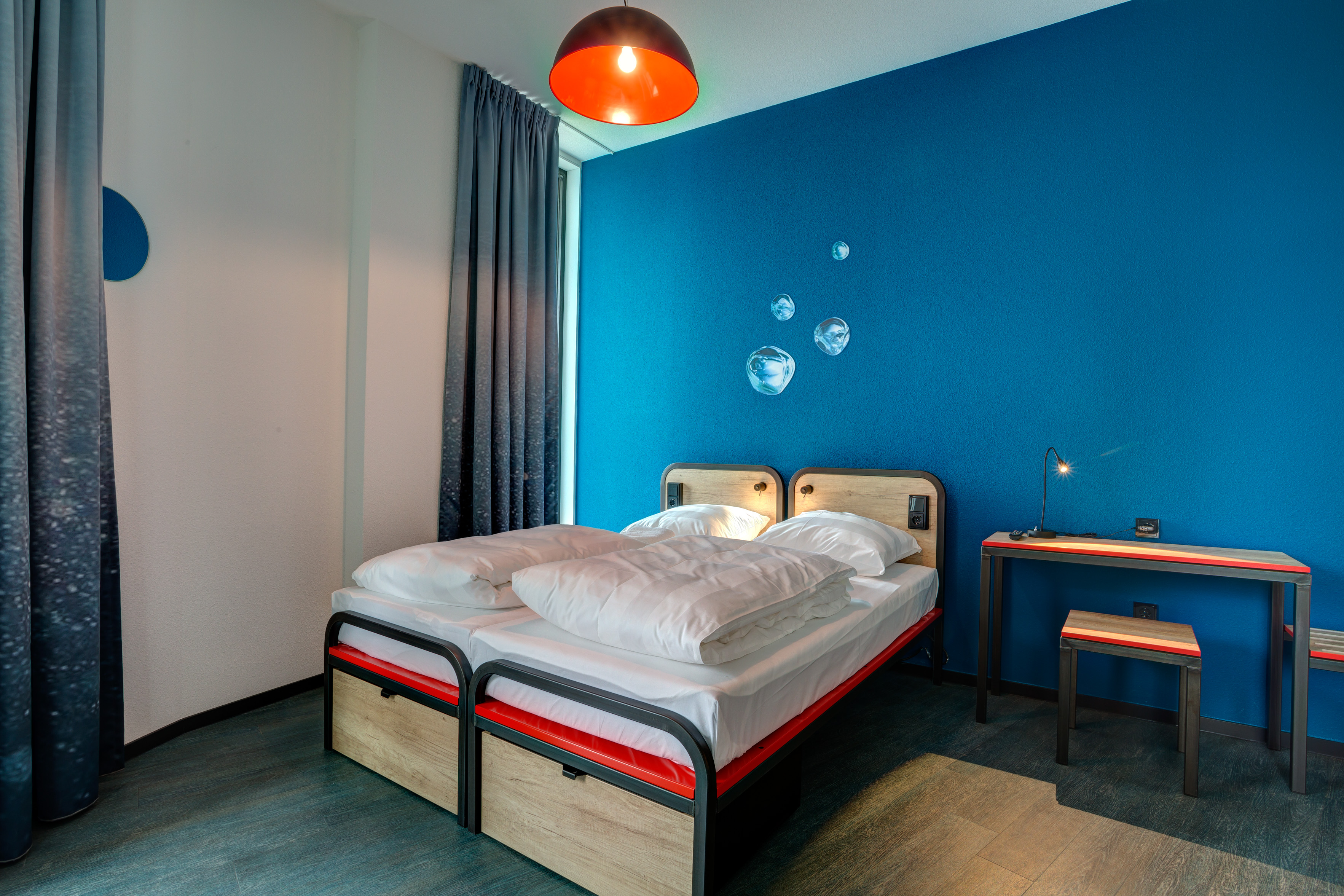 MEININGER Hotel Amsterdam Amstel - Chambre Simple / Double