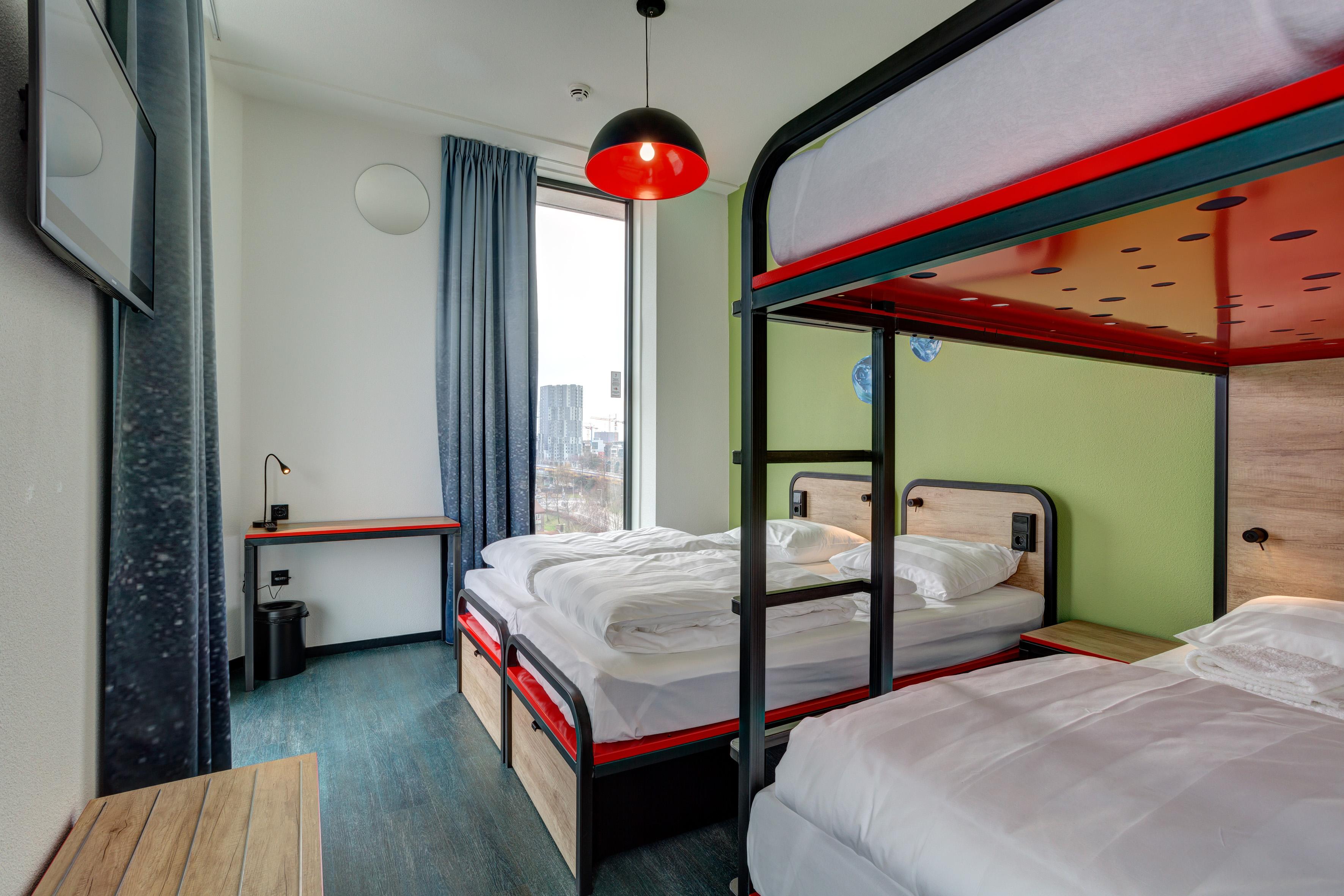 MEININGER Hotel Amsterdam Amstel - Chambre familiale
