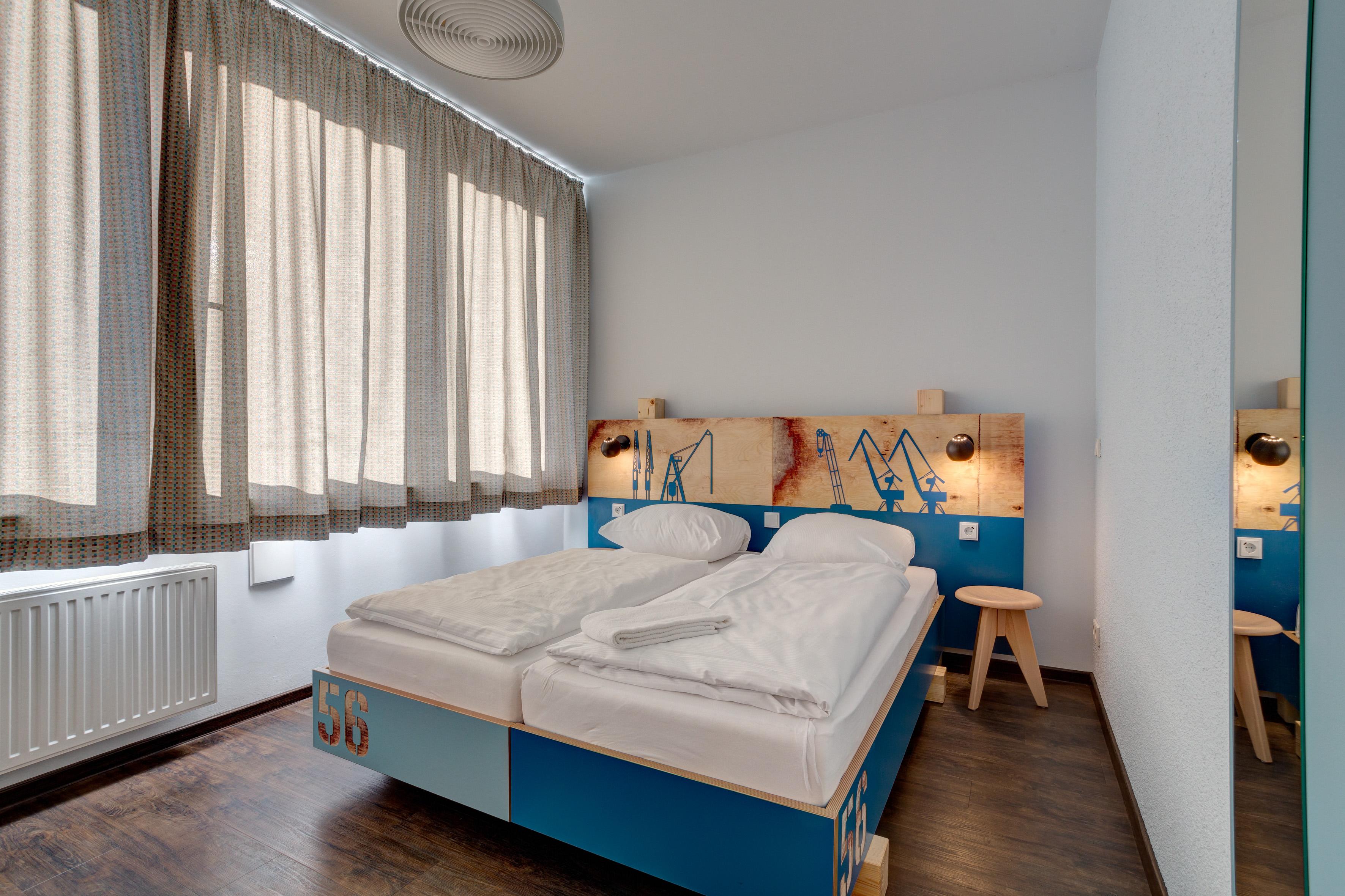 MEININGER Hotel Hamburg City Center - Single-/ Double Room