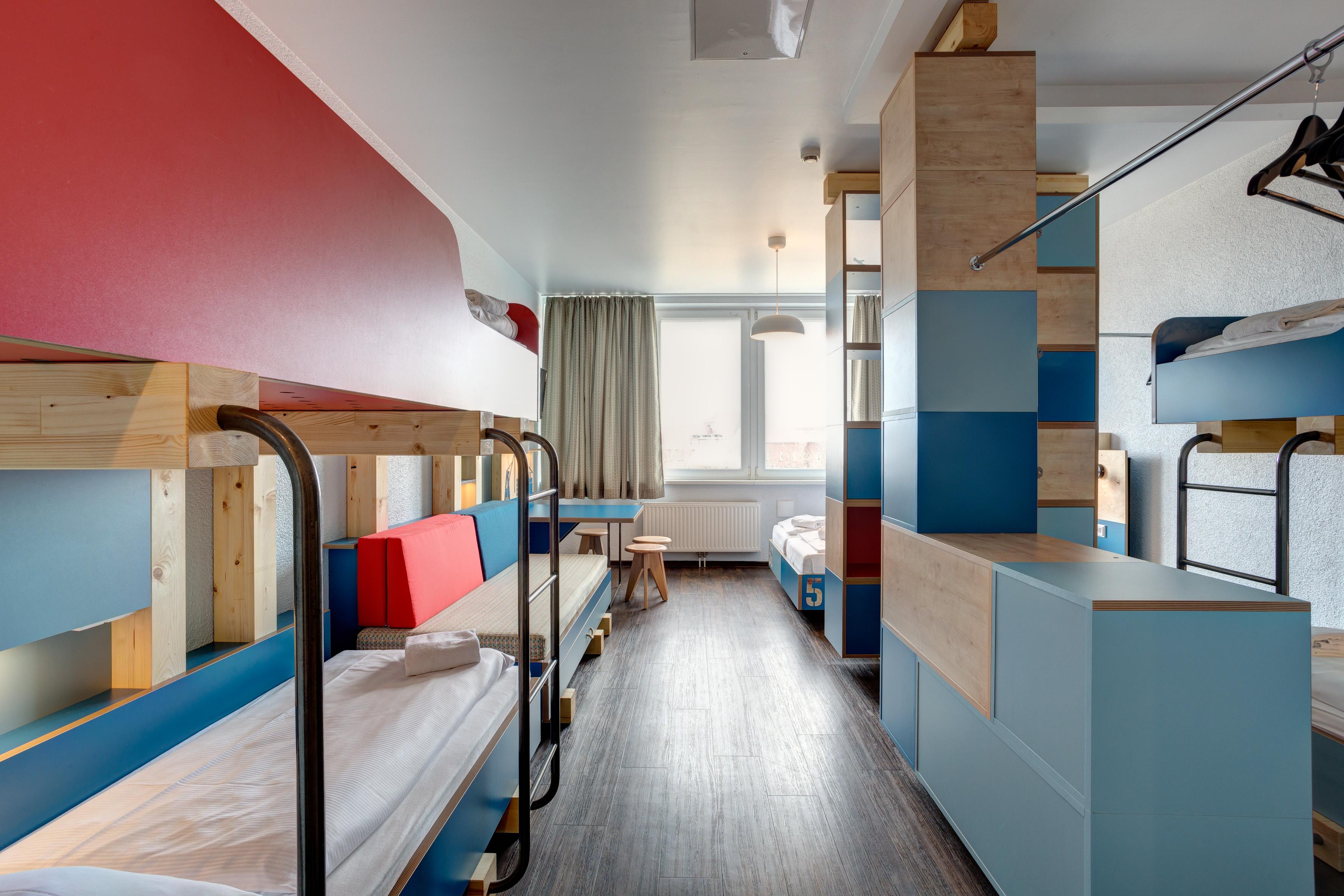 MEININGER Hotel Hamburg City Center - Dormitory
