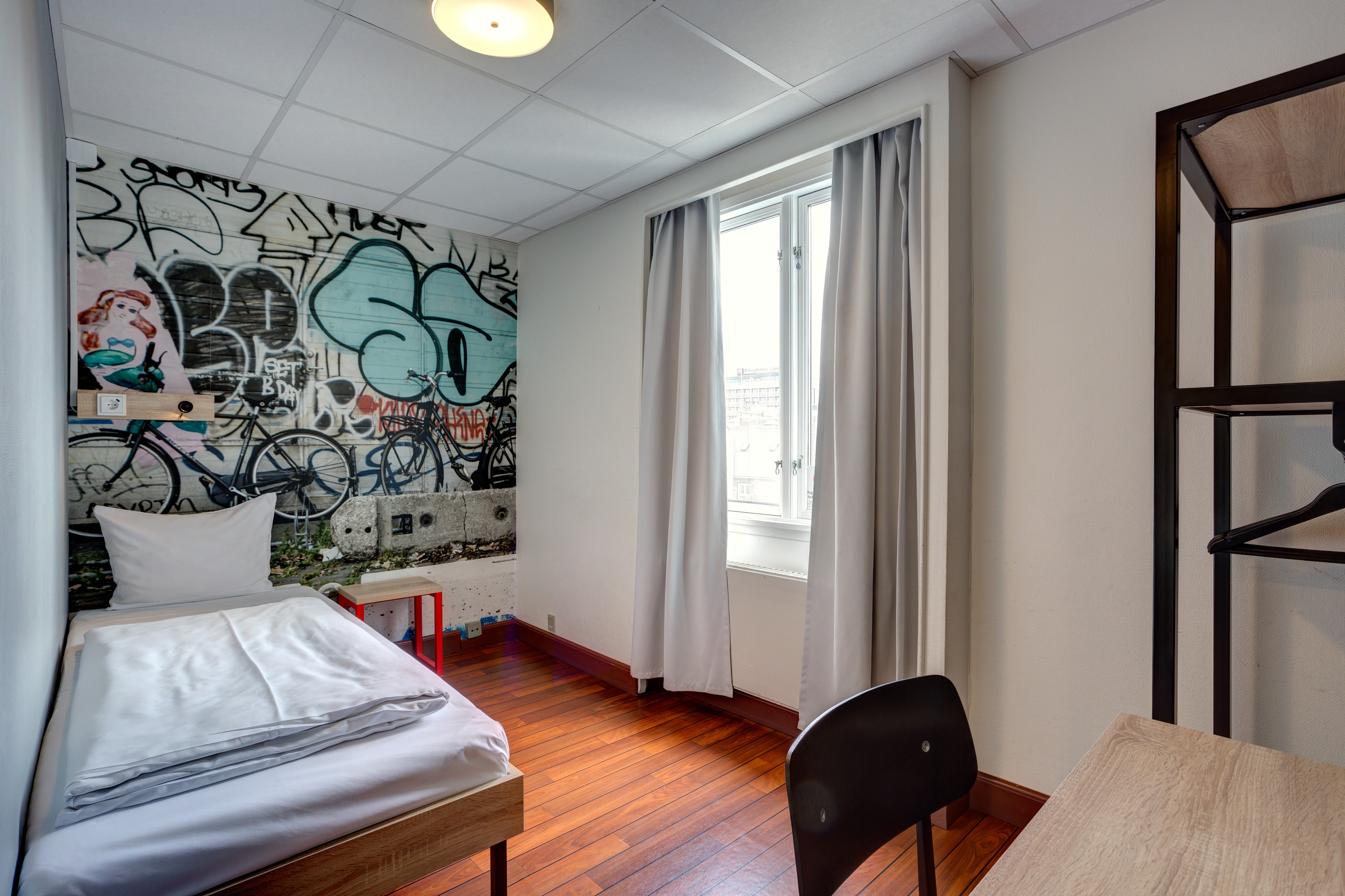 Urban House Copenhagen by MEININGER - Een-/ Tweepersoonskamer