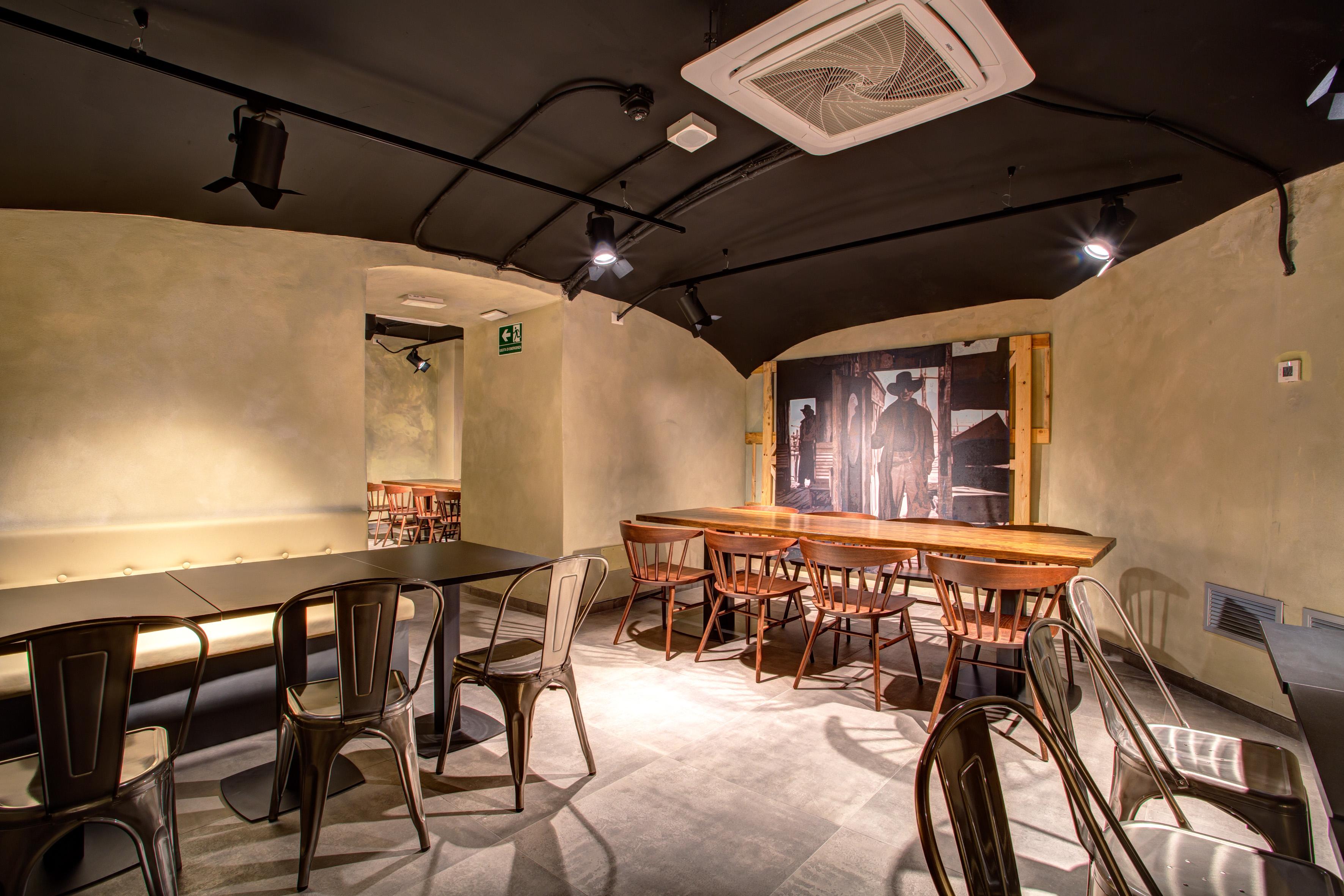 MEININGER Roma Termini - Sala de desayuno / Buffet