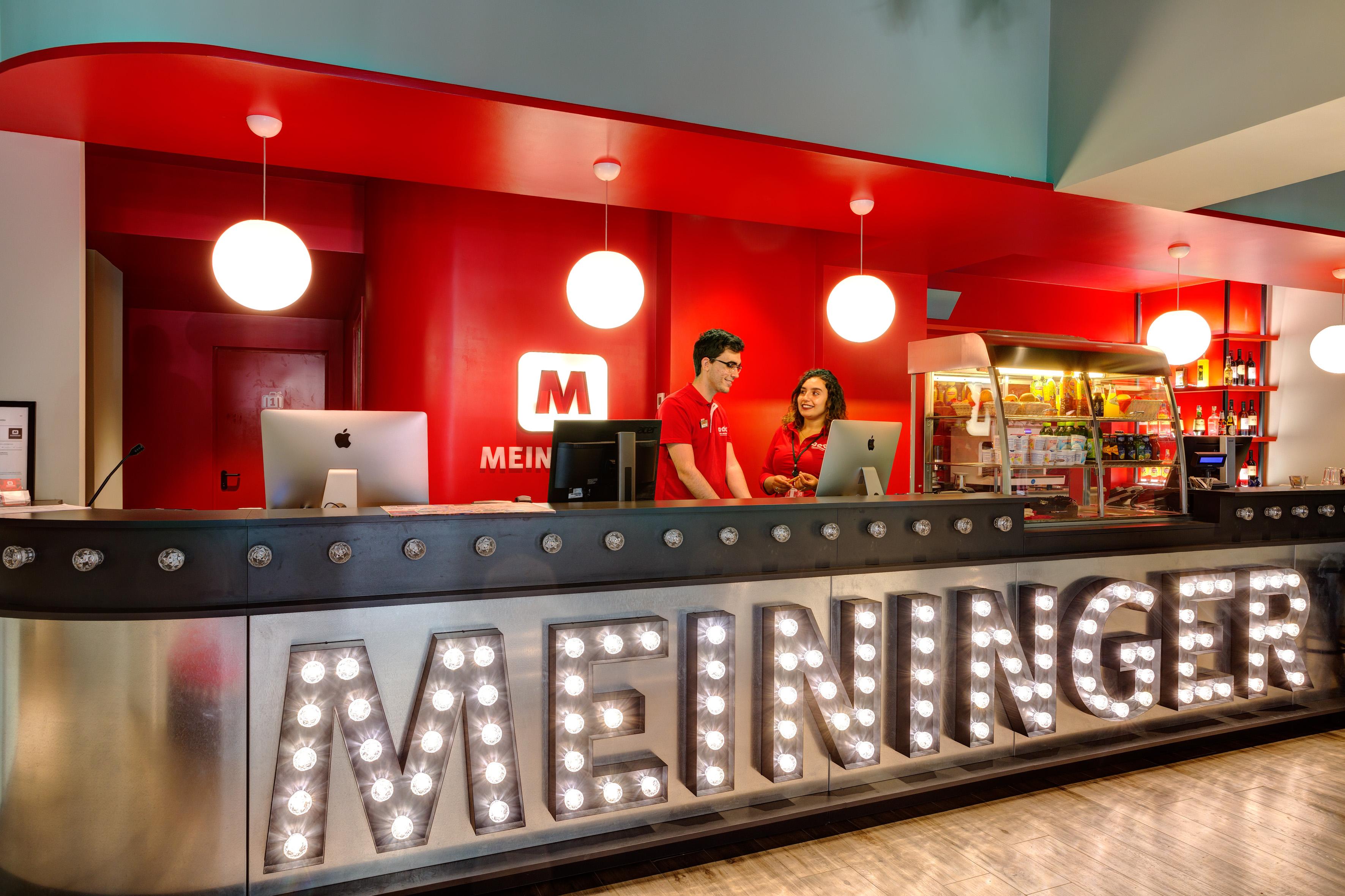 MEININGER Roma Termini - Lounge