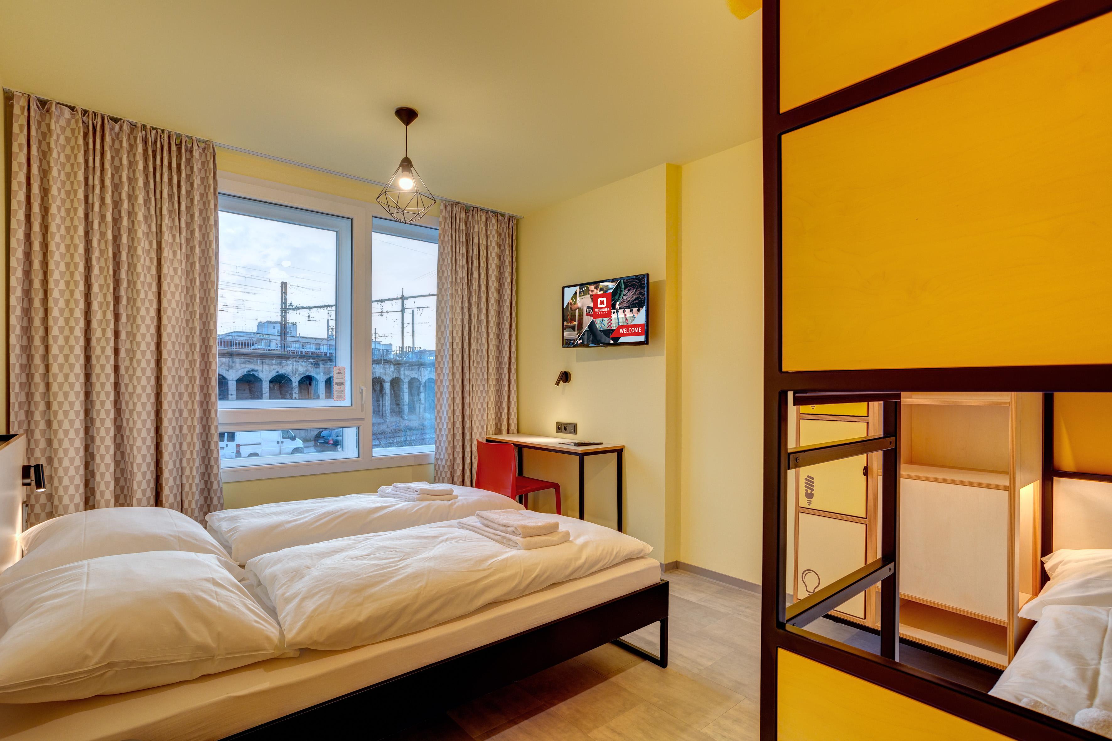 MEININGER Hotel Lyon Centre Berthelot - Gezinskamer