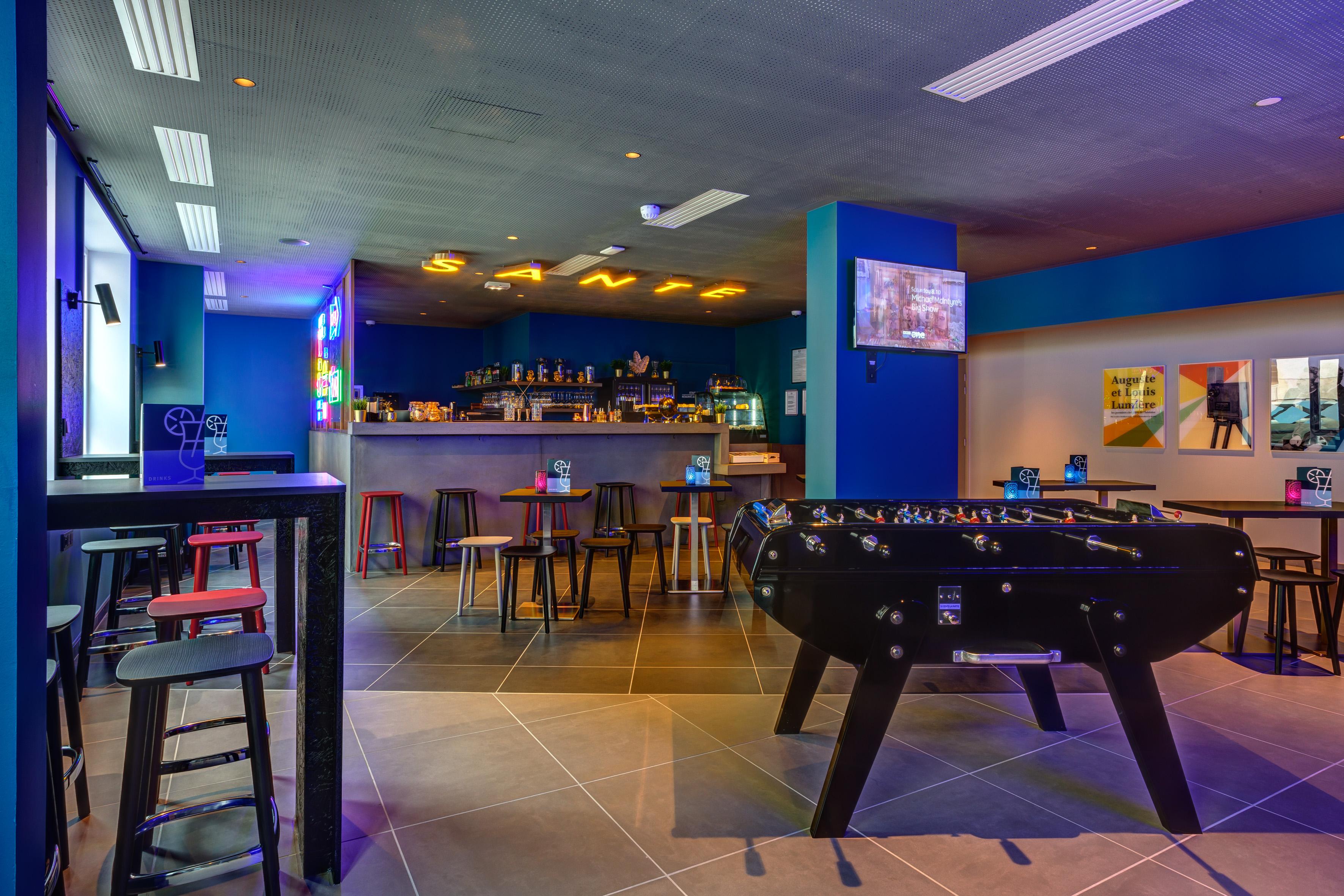 MEININGER Hotel Lyon Centre Berthelot - Gamezone