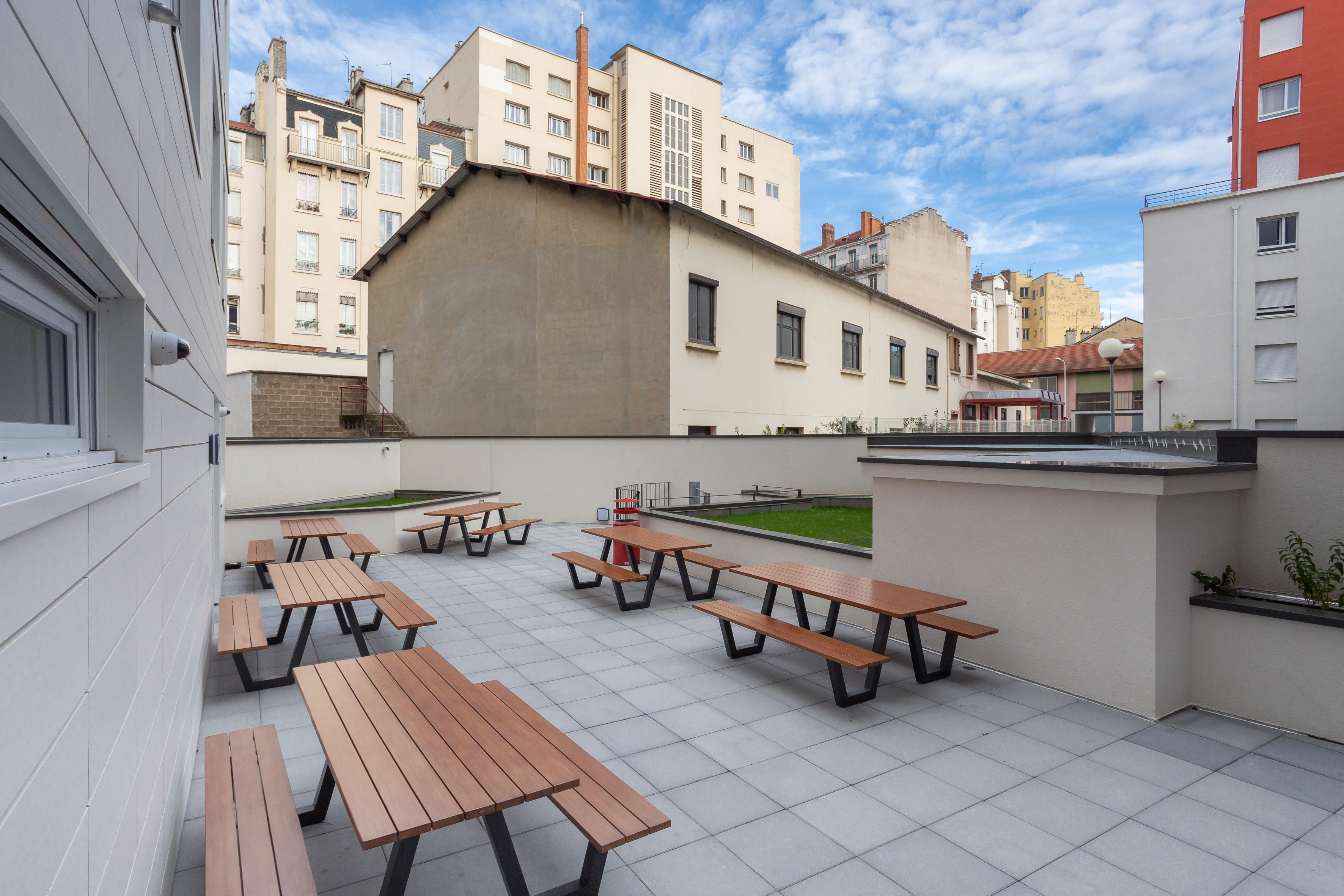 MEININGER Hotel Lyon Centre Berthelot - Algemeen