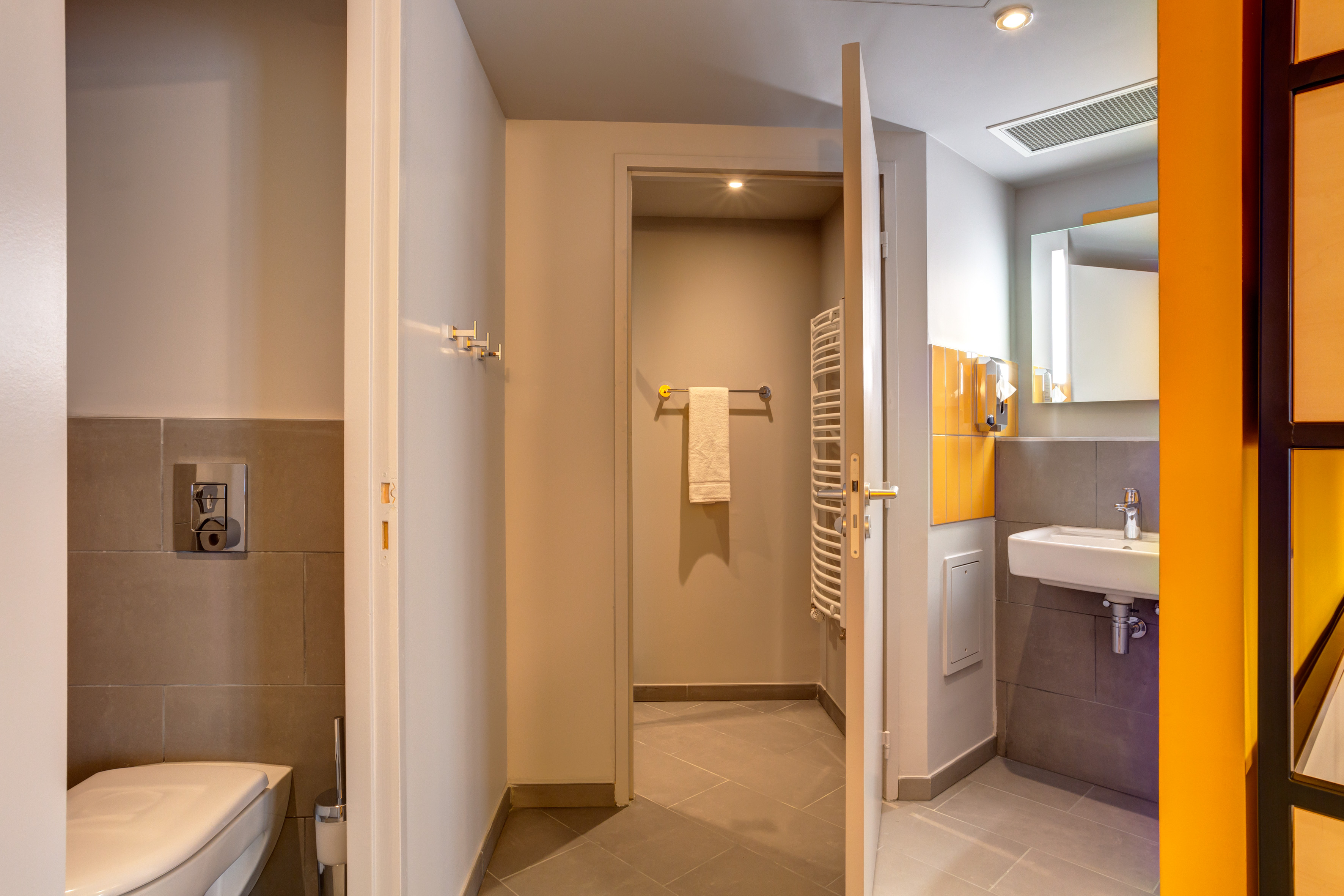 MEININGER Hotel Lyon Centre Berthelot - Slaapzaal