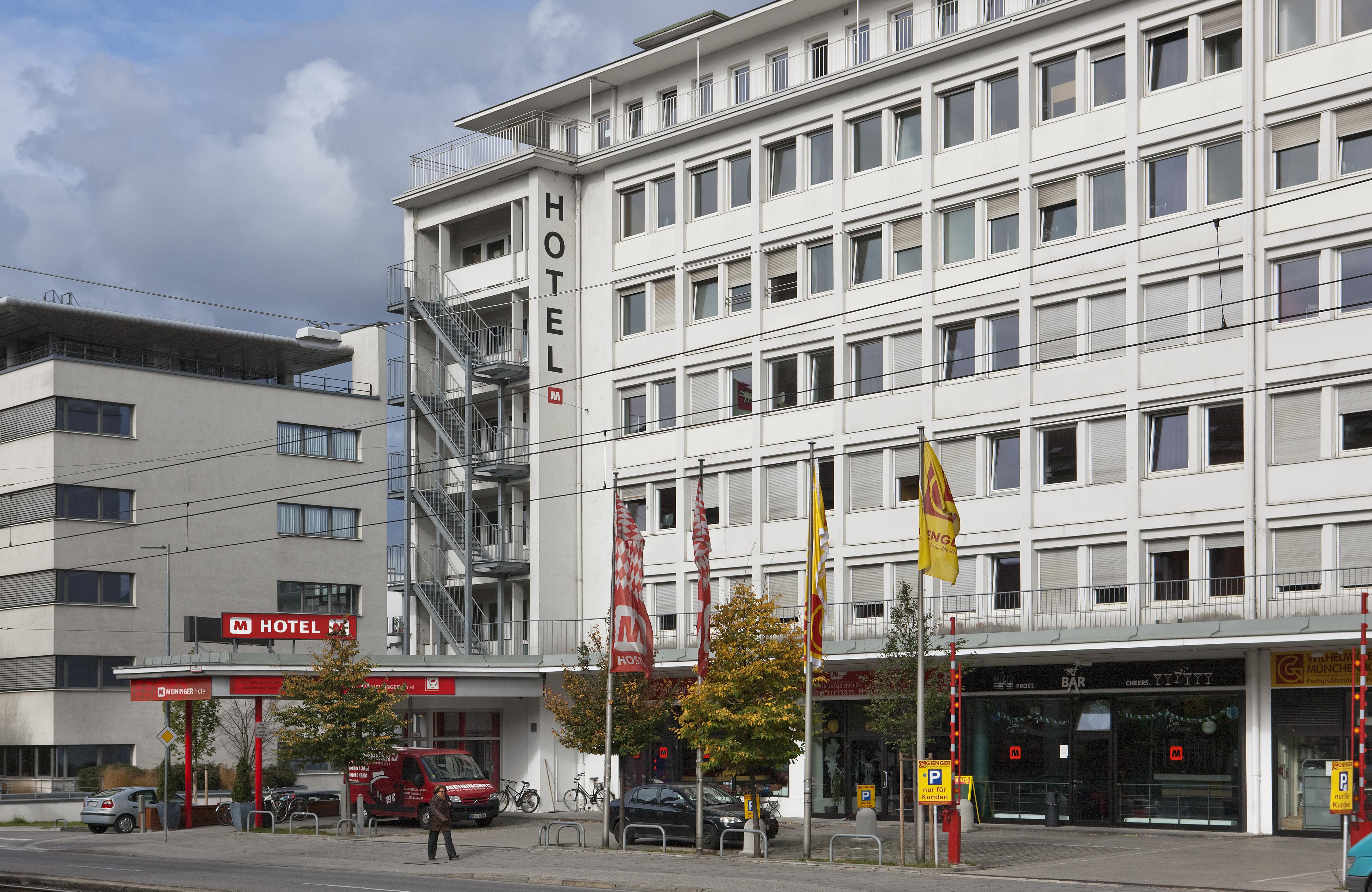 MEININGER Hotel Munich City Center - General