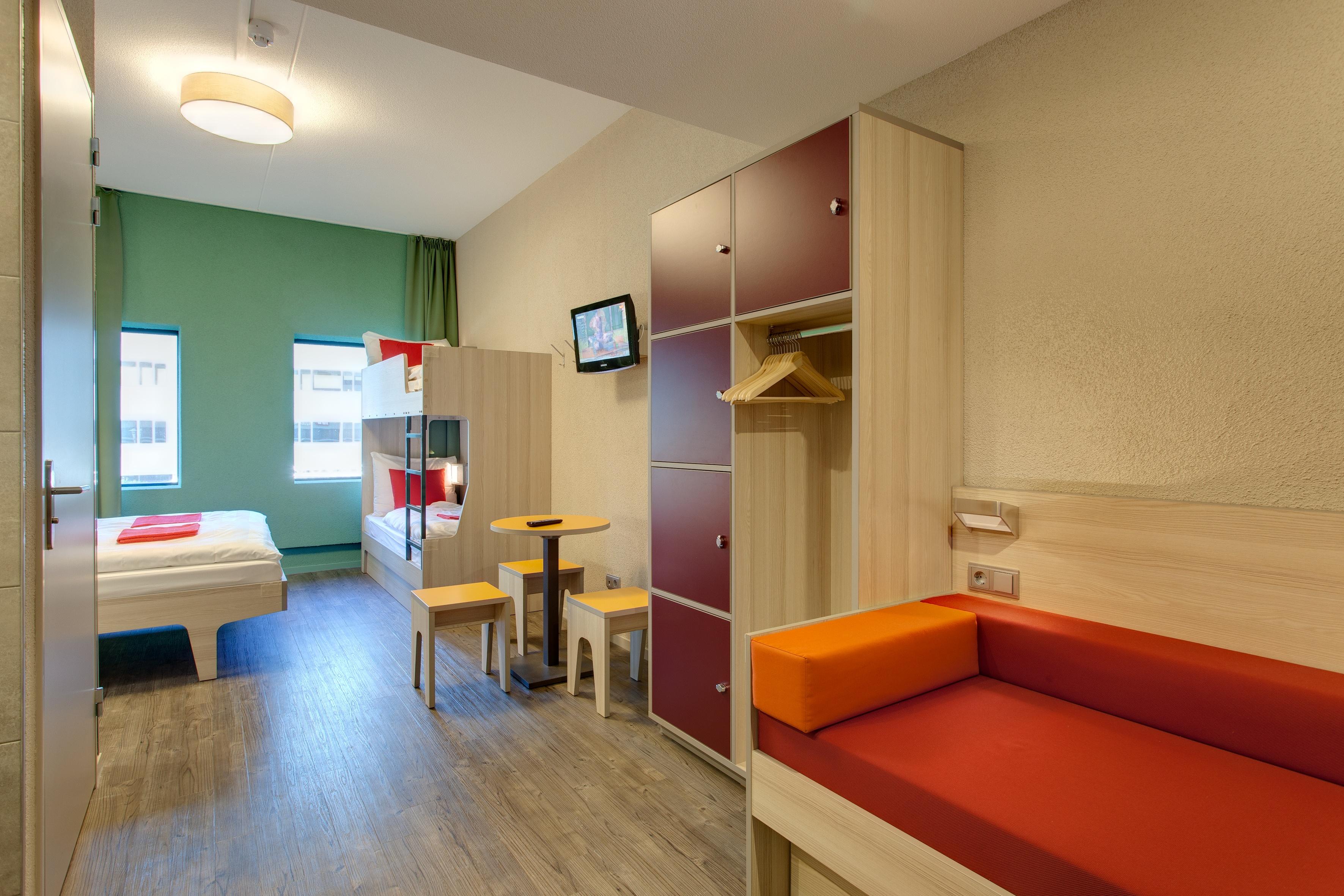 MEININGER Hotel Amsterdam City West - Slaapzaal