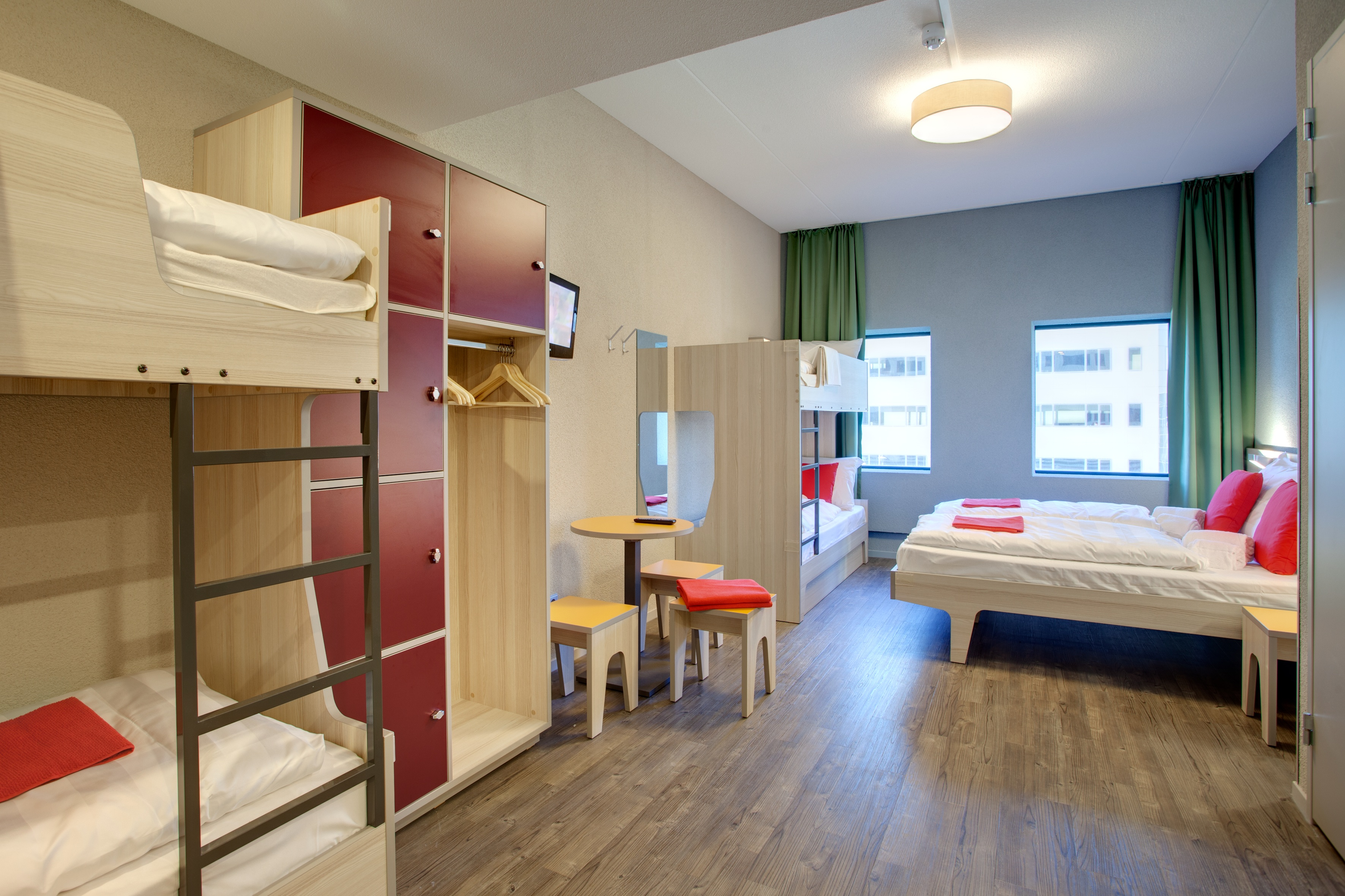 MEININGER Hotel Amsterdam City West - Meerpersoonskamer