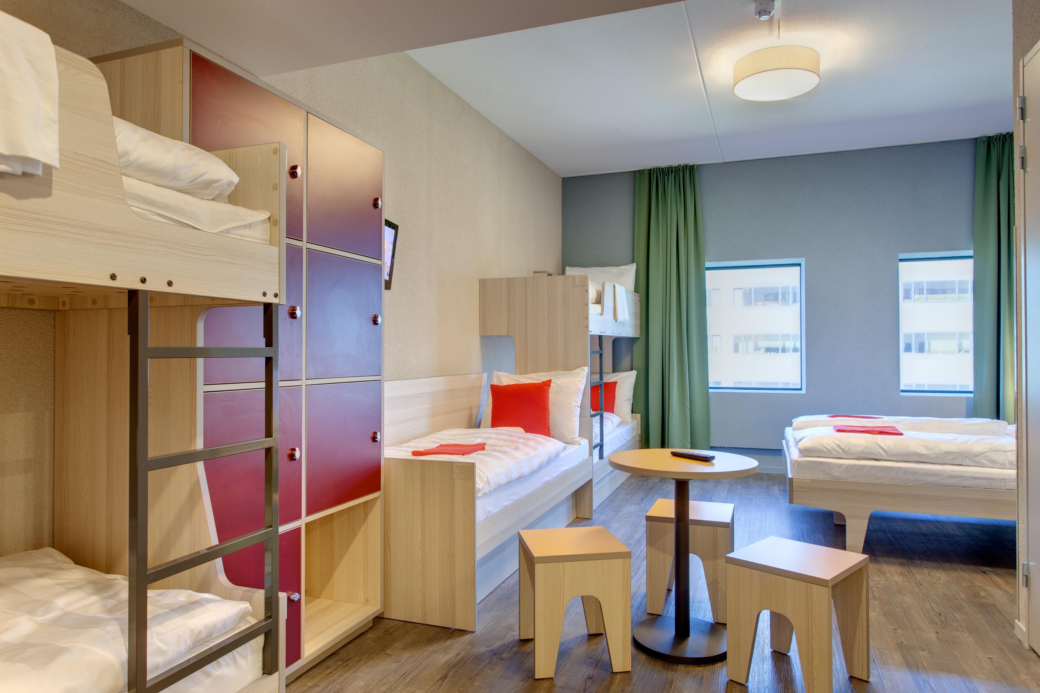 MEININGER Hotel Amsterdam City West - Dormitory