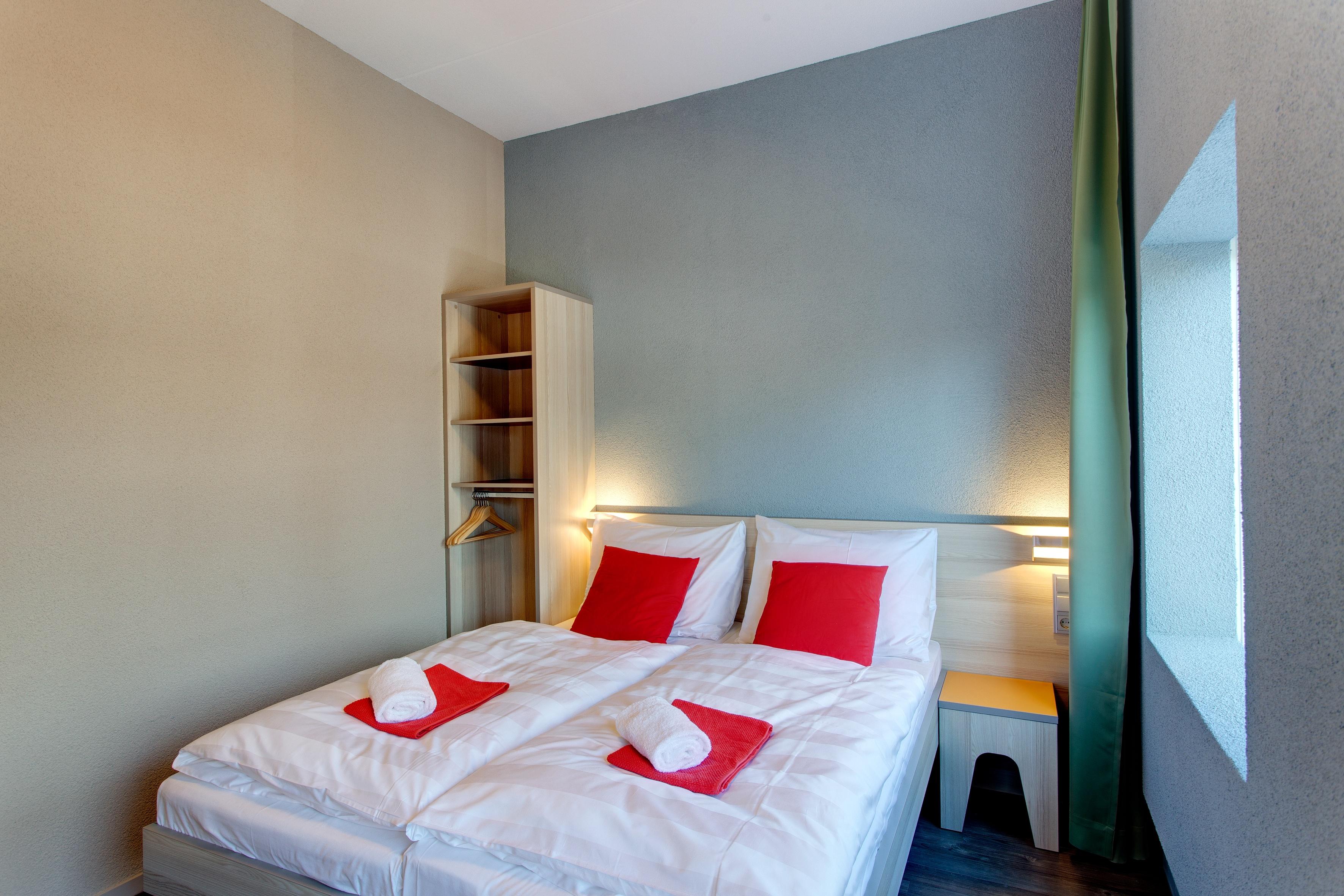MEININGER Hotel Amsterdam City West - Single-/ Double Room