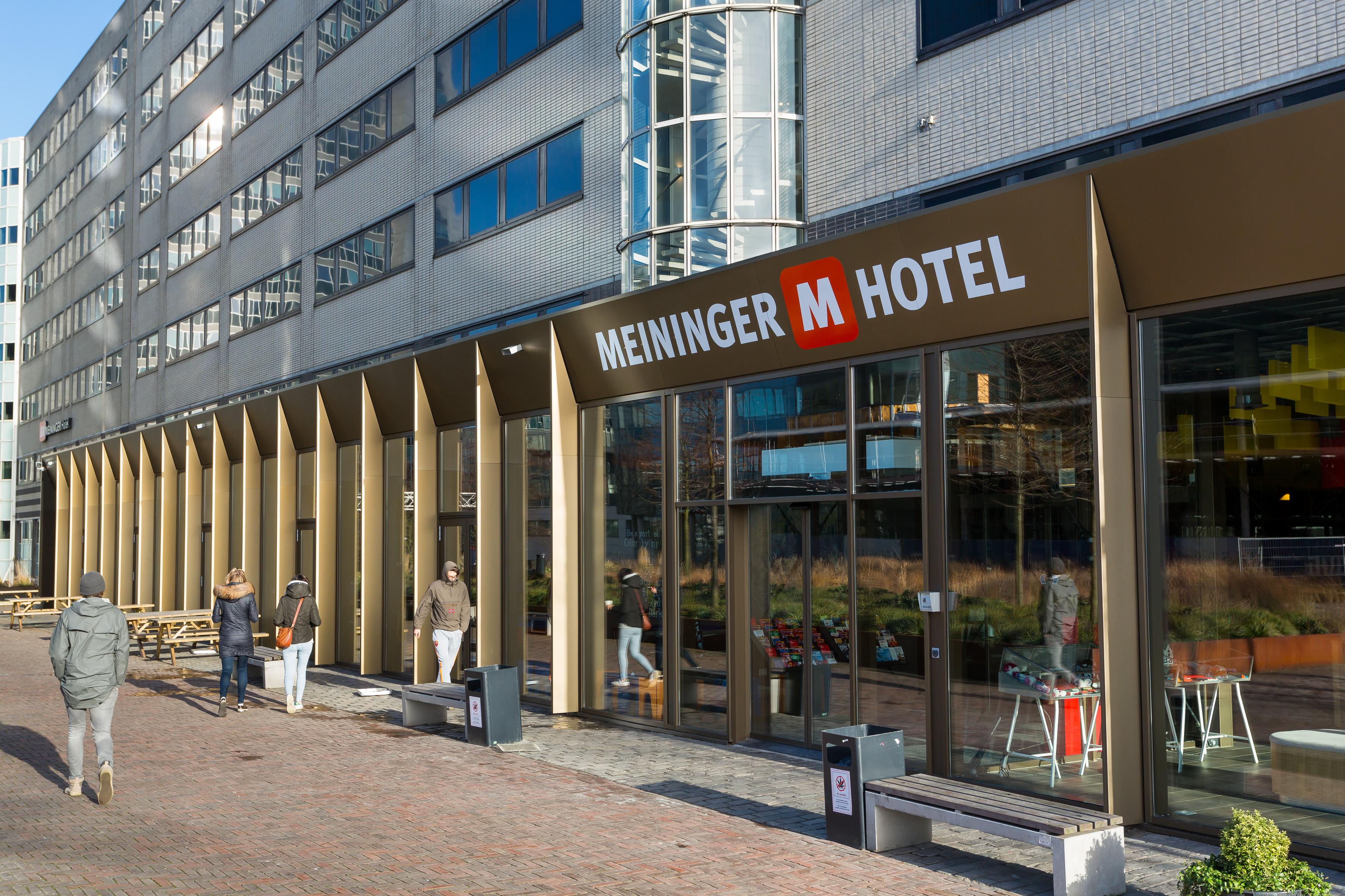 MEININGER Hotel Amsterdam City West - Algemeen