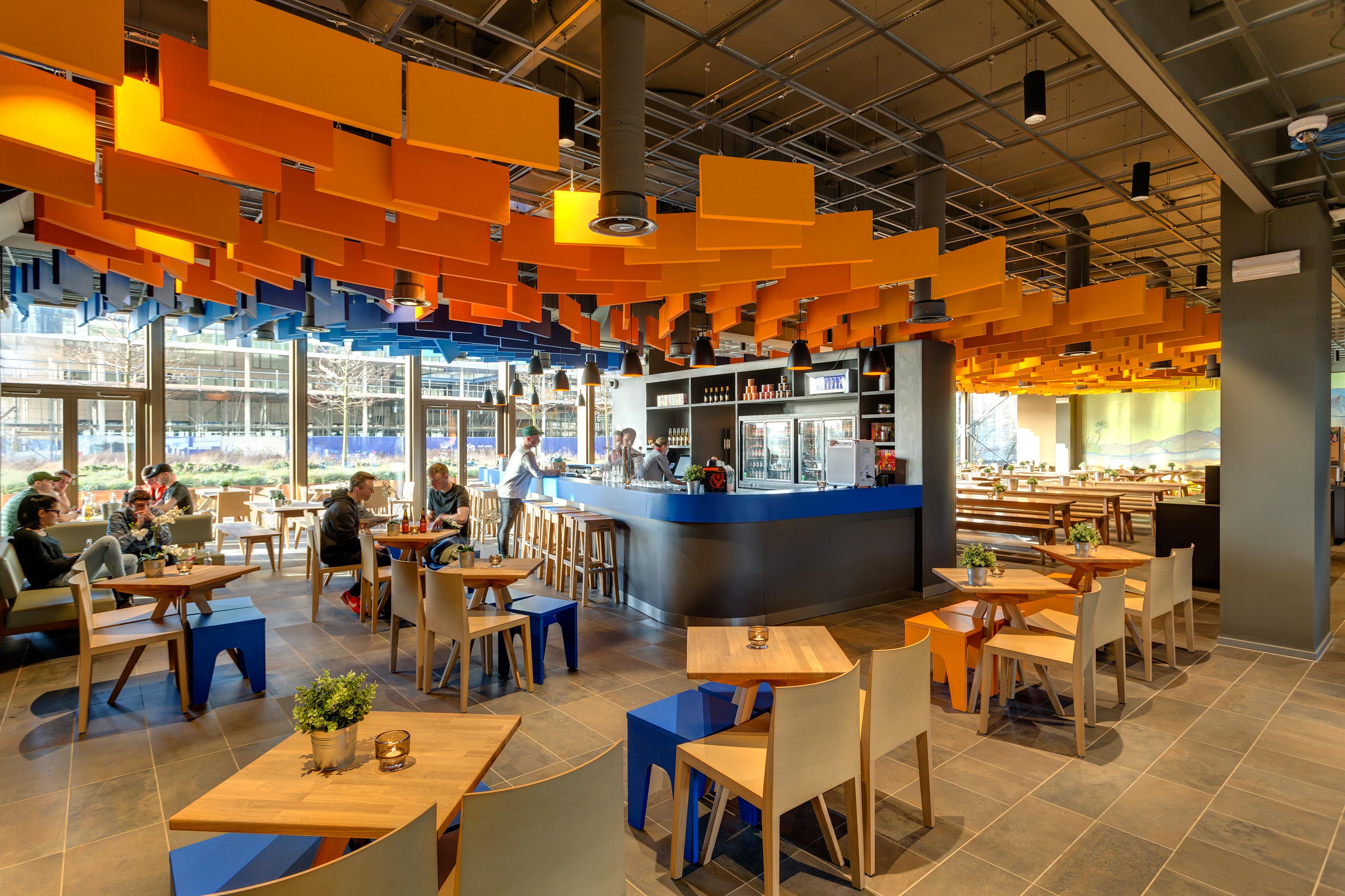 MEININGER Hotel Amsterdam City West - Hotelbar
